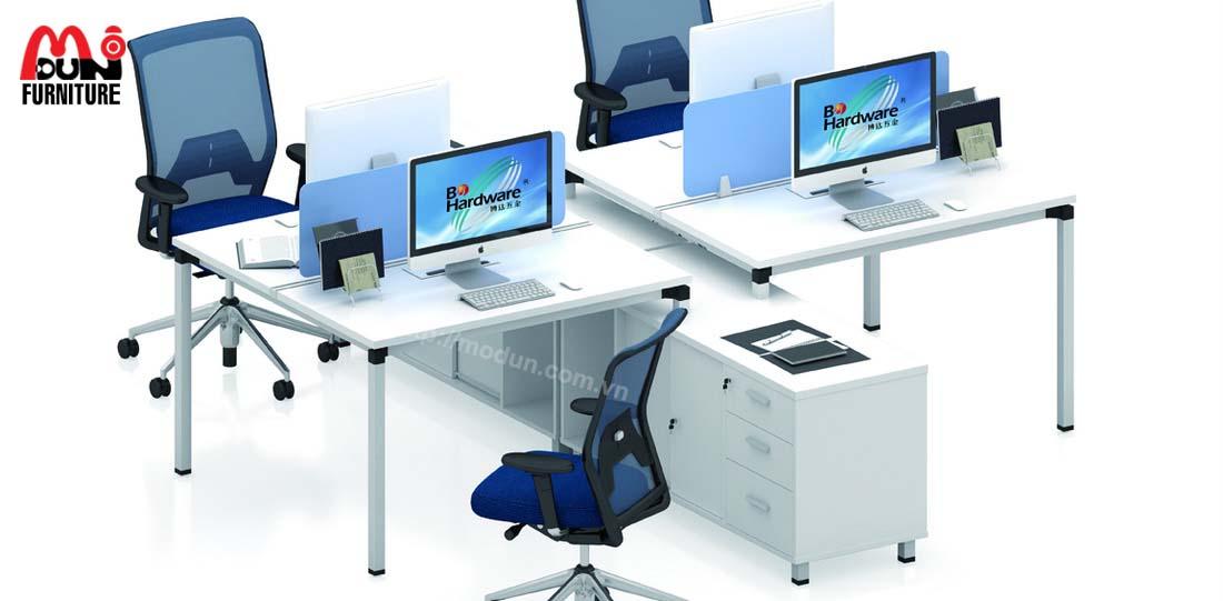 Bàn Chân Sắt MD97 Workstation