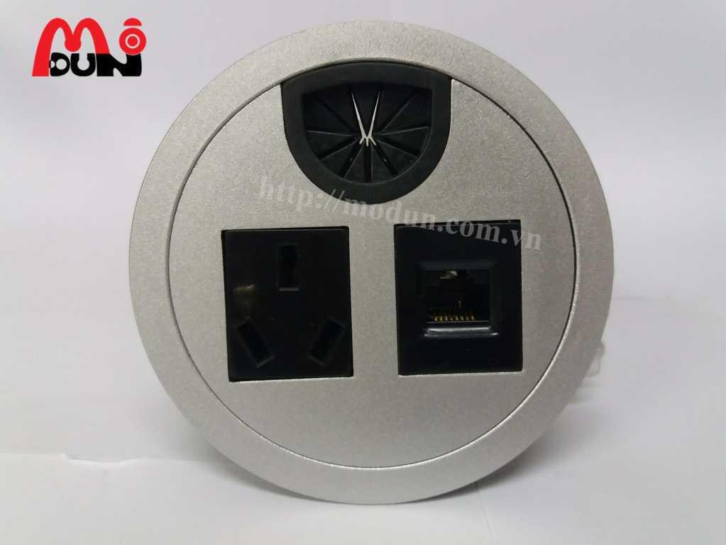 Hộp Điện Nhôm HD-MD80A
