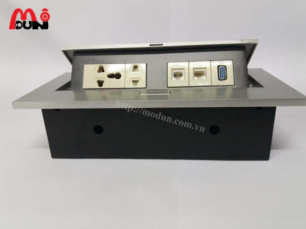 Hộp Điện Nhôm HD-MD266-A