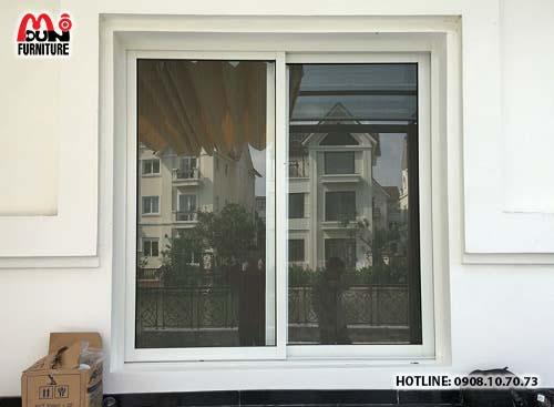 Cửa sổ mở trượt nhôm Xingfa MD-NKCST