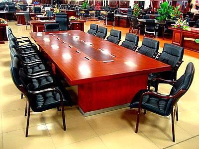 Bàn họp văn phòng 4 - BH-MD76