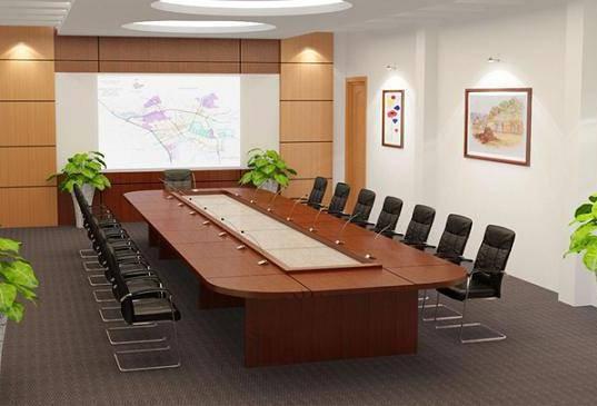 Bàn họp văn phòng 8 - BH-MD80