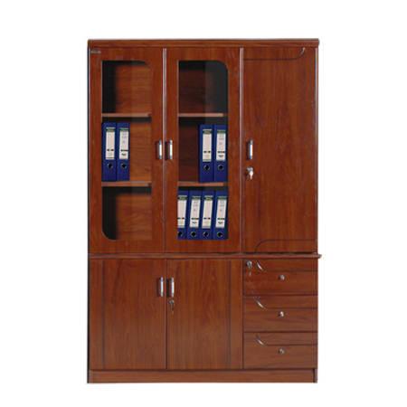 Tủ tài liệu gỗ 1 - TTL-MD81
