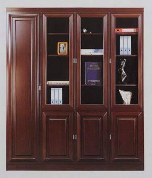 Tủ tài liệu gỗ 3 - TTL-MD83