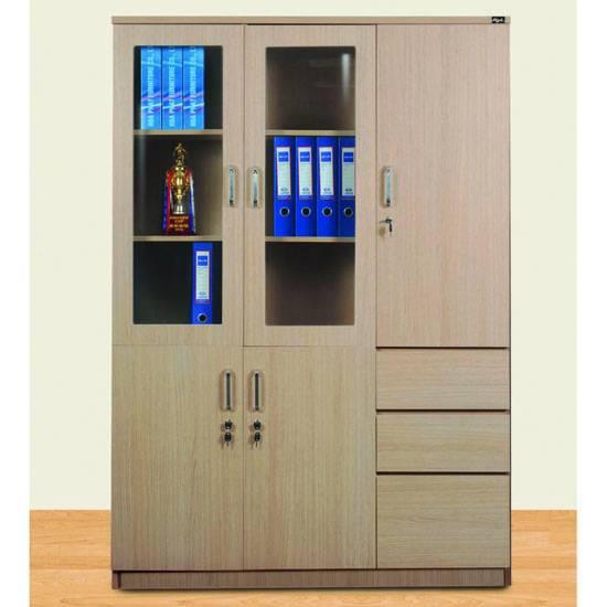 Tủ tài liệu gỗ 8 - TTL-MD88